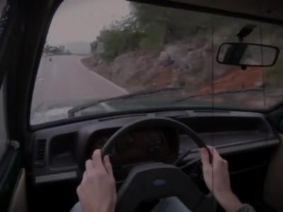 Κανείς δεν αγαπάει περισσότερο το αυτοκίνητό του απ' ό,τι ο Λουκάς το Fiesta του