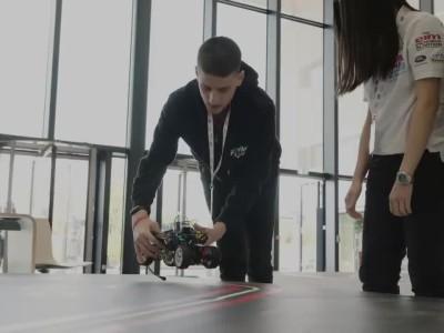 Η New Gen Motors Παγκόσμια Πρωταθλήτρια στο διαγωνισμό 4x4 in Schools