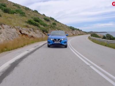 GOCAR TEST - Nissan Qashqai 1.3 DIG-T 140 PS