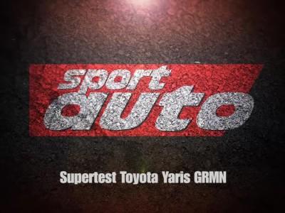 To Toyota Yaris GRMN στην Πράσινη Κόλαση
