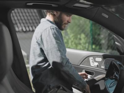 Το πειραματικό αυτόνομο όχημα της Mercedes-Benz