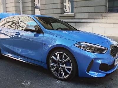 Η νέα BMW Σειρά 1 - 2019