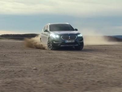 Η ανανεωμένη BMW X1 2019