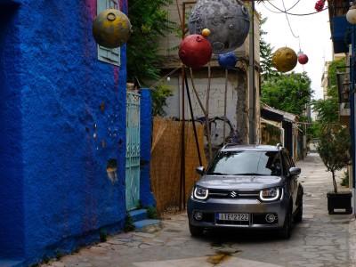 Suzuki Hybrid Challenge - To All-rounder Ignis Hybrid