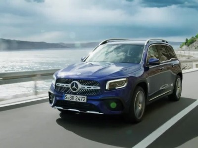 Η νέα Mercedes-Benz GLB