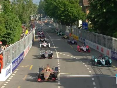 Ο αγώνας της Formula-E στη Βέρνη
