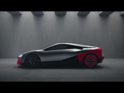 Η πρωτότυπη BMW Vision M NEXT