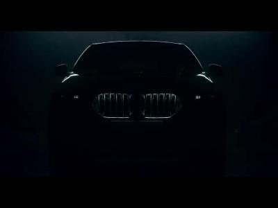 Η νέα BMW X6 2019 - teaser