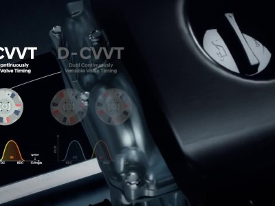 Τεχνολογία CVVD από τη Hyundai