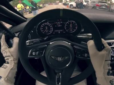 Έτσι σημείωσε η Bentley Continental GT το ρεκόρ στο Pikes Peak