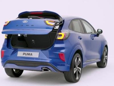 Όσα χωράει το πορτμπαγκάζ του νέου Ford Puma