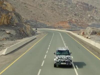 Ο Ερυθρός Σταυρός δοκιμάζει το νέο Land Rover Defender