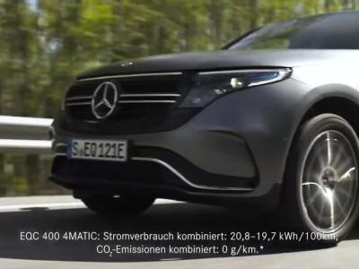 Πώς περιγράφει ο Πετρούνιας τη Mercedes-Benz EQC με μία λέξη;