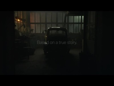Απόδραση από το ανατολικό Βερολίνο με BMW Isetta