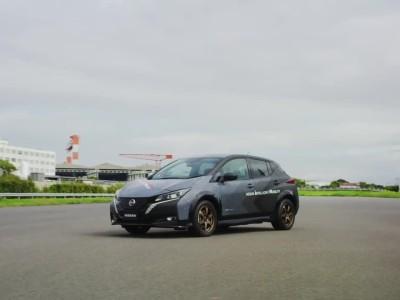 Nissan Leaf με δύο μοτέρ και τετρακίνηση