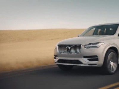 Το νέο XC90 T8 Plug-In Hybrid Electric