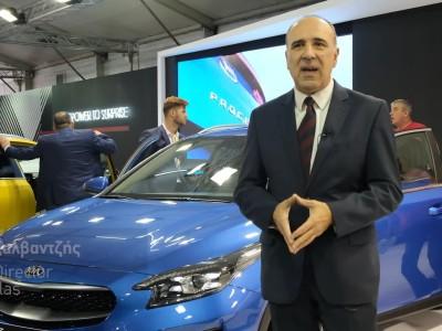 KIA Interview Αυτοκίνηση 2019