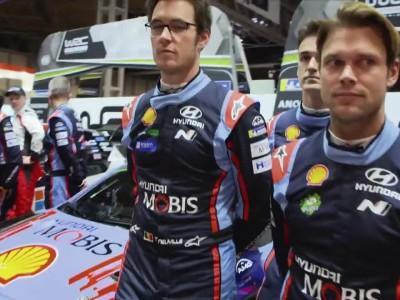 Ο δρόμος για τον τίτλο - Hyundai WRC
