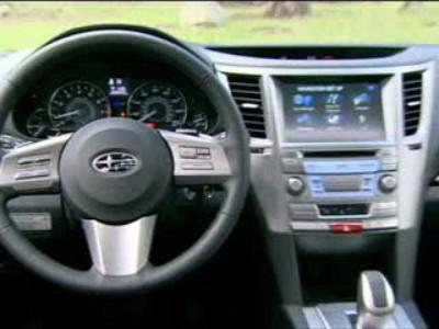 Subaru Outback Interior