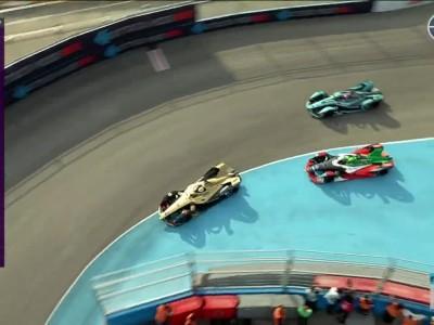 Formula E Σεζόν 2019-2020 Αγώνας 2