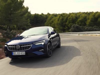 Το ανανεωμένο Opel Insignia 2019