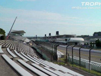 Renault Mégane R.S. Trophy-R Suzuka Circuit lap record