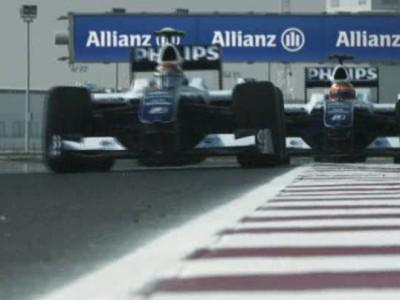 F1 - 1st Race