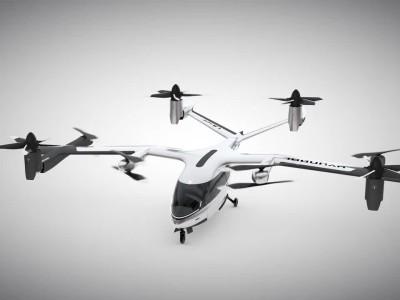 Αεροταξί από Hyundai και Uber στην CES 2020