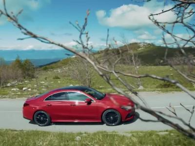 Τα συστήματα ασφαλείας της νέας Mercedes-Benz CLA