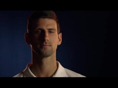 Το ηλεκτρικό Peugeot e-208 και ο Novak Djokovic