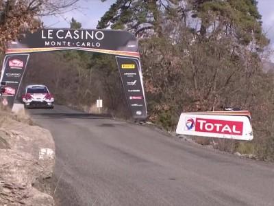 WRC Μόντε Κάρλο 2020