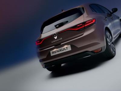 Ανανεωμένο Renault Megane και Plug-in hybrid E-Tech