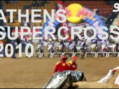 ATHENS SUPERCROSS 2010