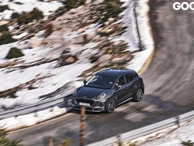 GOCAR TEST - Ford Puma 1.0 Ecoboost 125 Hybrid