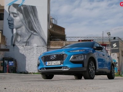 GOCAR TEST - Hyundai Kona 1.6 Hybrid DCT