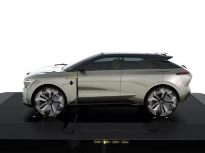 Renault Morphoz - Το ηλεκτρικό που αλλάζει σχήμα!