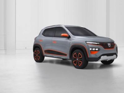 Dacia Spring Show Car 2020