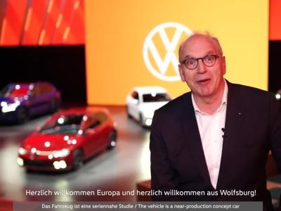 Το περίπτερο της Volkswagen στη Γενεύη στήθηκε στο Wolfsburg