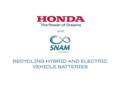 Honda: Δεύτερη ζωή για τις μπαταρίες των υβριδικών και ηλεκτρικών μοντέλων της