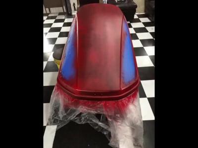 Honda NSX Tent Car