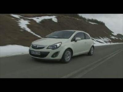 Opel Corsa 2011 Dynamics