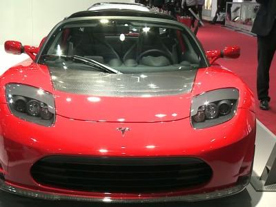 Η Tesla στο σαλόνι της Γενεύης 2011