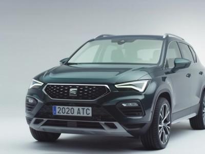 Το ανανεωμένο SEAT Ateca 2020