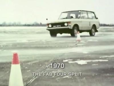 50 χρόνια Range Rover