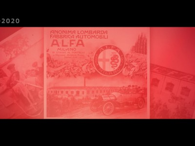 110 χρόνια Alfa Romeo
