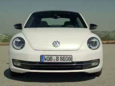 VW Beetle 2012 static