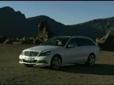 Mercedes C-Class estate 2012
