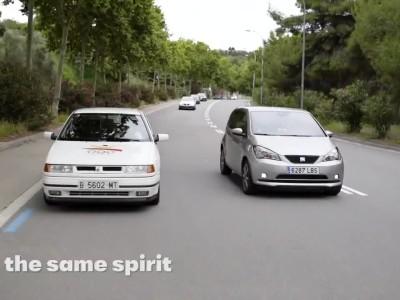 Το Seat Toledo electric του 1992 και το Mii Electric του 2020