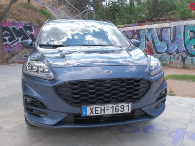 GOCAR TEST - Ford Kuga Plug-in Hybrid