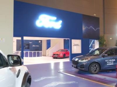 O νέος χώρος της Ford στο The Mall Athens